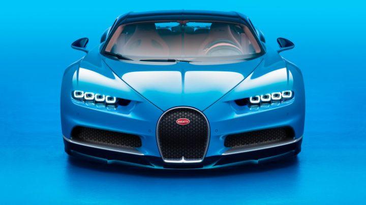 Bugatti Chiron – Teknik Özellikleri ve Hız Testi
