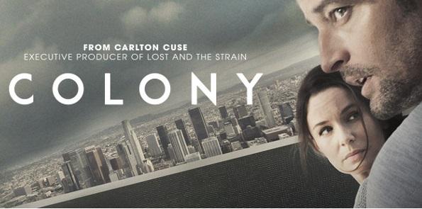 Colony dizisi hakkında
